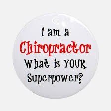 chiropractic ornament cafepress