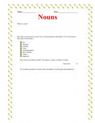 collective nouns matching activity teaching ideas