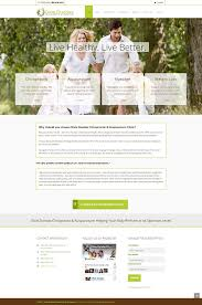 dixie dundas chiropractic u0026 acupuncture the story web design