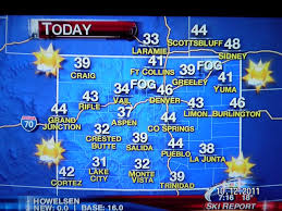 Map Of Pueblo Colorado by Panoramio Photo Of Colorado Tv Weather Map