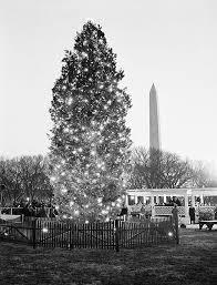photos the national christmas tree through the years abc13 com