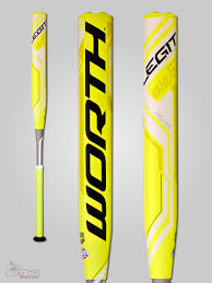 worth legit slowpitch softball bat 2016 worth legit hd52 balanced