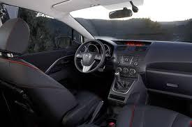 mazda 2011 interior mazda5 mpv gets new 115hp 1 6 liter turbo diesel in europe