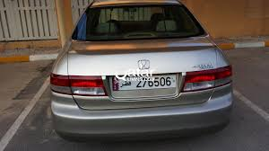 honda accord 2004 km340000 manual very good condition with alloy
