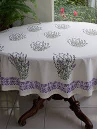 Round Kitchen Table Cloth by White Tablecloth French Tablecloth Provence Tablecloth 90 And