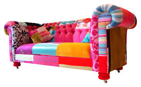 Chesterfield Patchwork Sofa by Pink Chesterfield Sofa And Pink Chesterfield Sofa