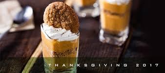 traditional thanksgiving dinner menu seasons 52