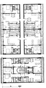 Typical Floor Plans Of Apartments Housing Prototypes Golden Lane Barbican Estates