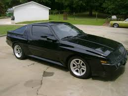 Mitsubishi Starion Pictures Posters News And Videos On Your