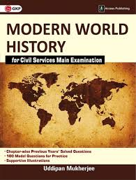 buy modern world history for civil services main examination book
