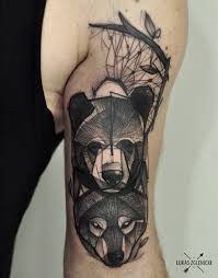 pictures of bear tattoos tattooimages biz