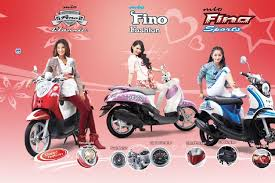 Harga Motor Mio Fino 2013