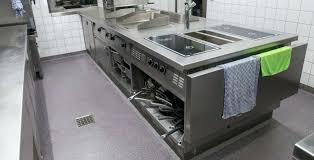 Commercial Kitchen Flooring Options Restaurant Kitchens Kitchen Flooring For Commercial Kitchens