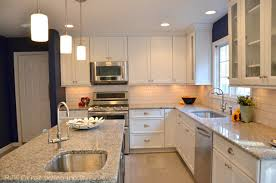 blue and white kitchen traditional kitchen dc metro by rjk