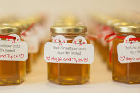 honey favors honey wedding favors 48 honey jars large 3 75 oz 110ml