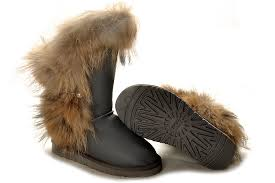 womens fur boots uk ugg fox fur boots ugg boots for cheap outlet sale