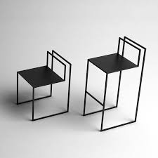 Best FurnitureChairs Images On Pinterest Chairs Chair - Metal chair design