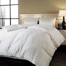 Twin White Comforter Linenspa All Season White Down Alternative Oversized Queen Quilted