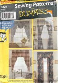 Curtains And Home Decor Inc Simplicity Window Treatment Covering Curtains Drapes Home Decor