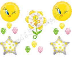 tweety bird flowers etsy