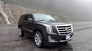 cadillac escalade 2015 cadillac escalade premium test drive review