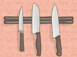 Kitchen Knive 3 Ways To Maintain Your Kitchen Knife Wikihow