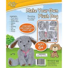 make your own plush make your own plush dog bms wholesale