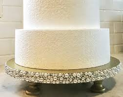 14 inch cake stand gold cake stand etsy