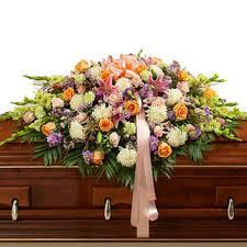 funeral casket splash funeral casket spray