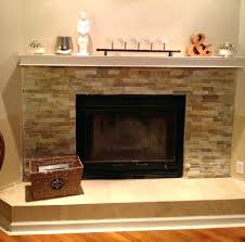 articles with fireplace remodel glass tile tag dazzling fireplace