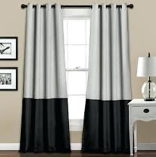 Two Tone Curtains Two Tone Curtains Nz Gray Linen Curtains Are More Eco Friendly Two