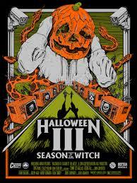 halloween art prints halloween iii season of the witch u2014 nerve war