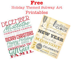 title u003e free holiday subway art printables u003c title u003e sew woodsy