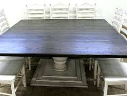 large square dining room table square dining table for 12 square table for 4 seats 8 and interior