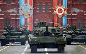 Russia Equipped Six Military Bases by Russian Victory Day Parade The Fourth Revolutionary War