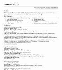 sample legal assistant resume law office assistant cover letter