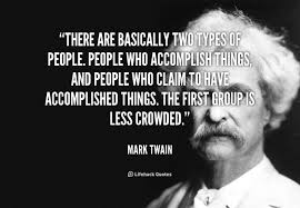 Mark Twain Memes - there are two types of people know your meme