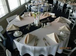 sequin table runner drop on each side pics inside weddingbee
