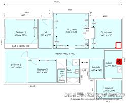 standard measurement of house plan mesmerizing house plan measurements pictures best inspiration