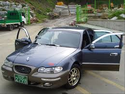 hyundai sonata 97 hyundai sonata 2 0 1997 auto images and specification