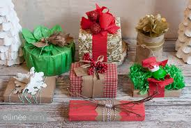 gift wrap christmas dollar store creative gift wrap ideas part two the elli