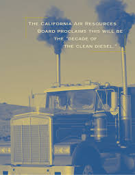 clean diesel overcoming noxious fumes access magazine