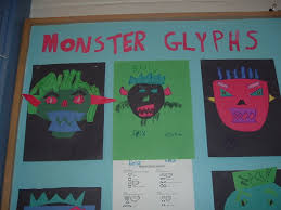 halloween witch glyph craft and worksheets this free jack o
