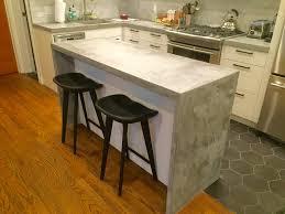 kitchen countertop kitchen island countertop overhang teak end