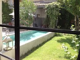 Mobilier Terrasse Design Un Salon De Jardin Une Ville Cjb Tropicales De Salon