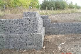 retaining wall ideas design and construction gabion1 nz