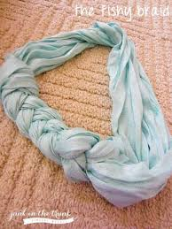 braided scarf best 25 braid scarf ideas on to and from directions