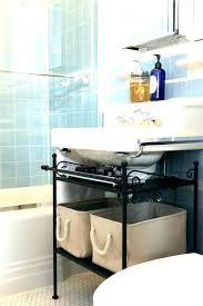 pedestal sink vanity cabinet pedestal sink vanity cabinet under cabinet storage under sink