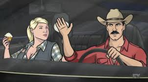 archer cartoon archer vice southbound and down archer wiki fandom powered by