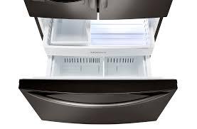 lg bottom freezer french door refrigerator lg black stainless french door refrigerator lfx25973d